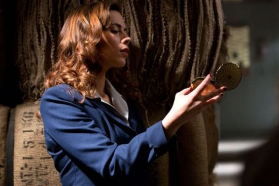 屏幕 《特工卡特》/《特工卡特》(Agent Carter)