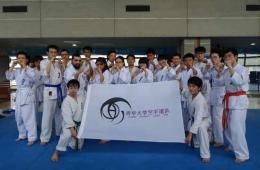 清华大学空手道校队成立 成首支985大学空手道队