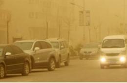 沙尘狂袭亿利驰援南疆