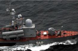 日称俄罗斯4艘舰艇通过津轻及宗谷海峡