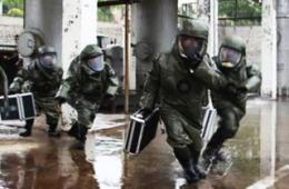 解放军化学部队装备彰显专业