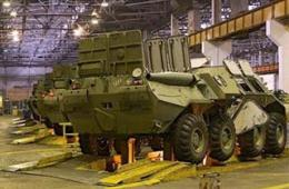 俄BTR装甲车是怎样制造出来的