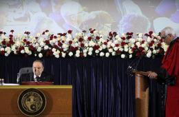 阿尔及利亚当选总统布特弗利卡宣誓就职