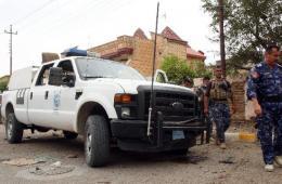 伊拉克提前投票日发生多起袭击致10余人死亡