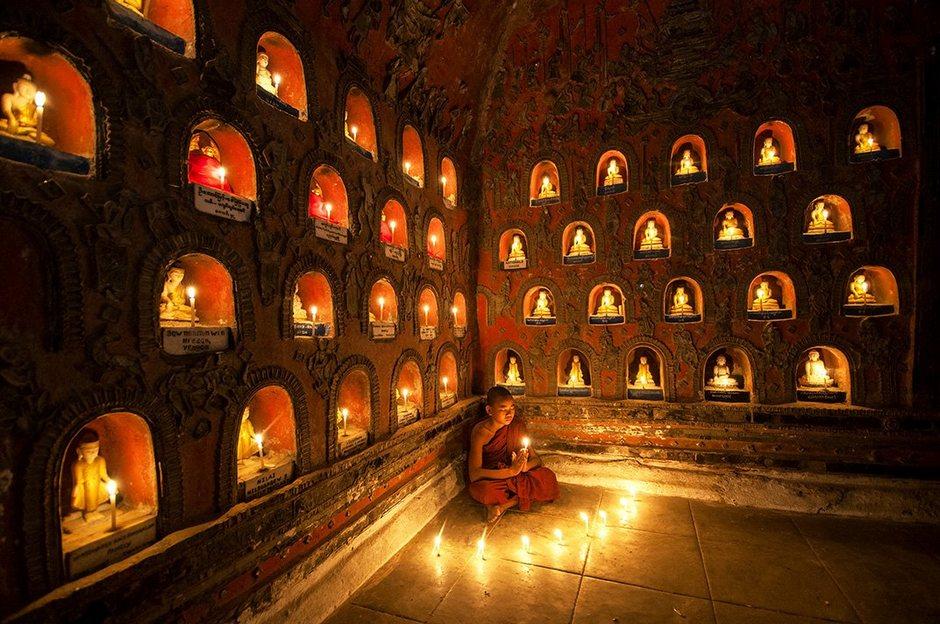 风光摄影:缅甸纪行