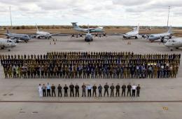 马航MH370空中搜索正式结束 各国空军大合影