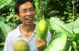 周兆祥:偏执的香港绿色素食主义先锋