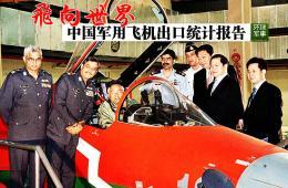 飞向世界!中国军用飞机出口统计报告