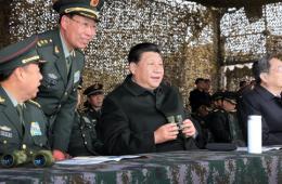 中国宣示铁拳反恐坚定决心