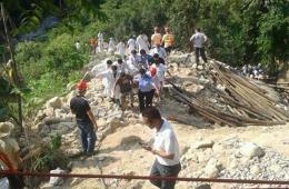 广东高州发生大桥坍塌事件 死亡人数上升至11人