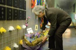 日本医学代表团来华参观731遗址