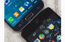 Andriod 4.4大不同 Nexus 5对比三星S5