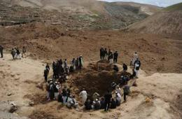 阿富汗山体滑坡造成死亡人数或达2500人