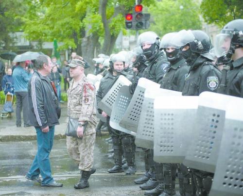 敖德萨成乌克兰危机风暴眼