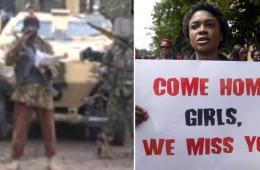 尼日利亚极端组织誓言将223名被绑架女孩出售