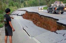 泰国北部发生里氏6.0级地震
