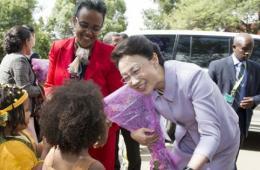 总理携夫人首访非 期待中非注新活力