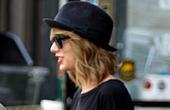 泰勒·斯威夫特5月6日纽约街拍