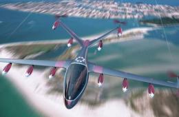 美公司研制新型混合飞机垂直起降无需跑道