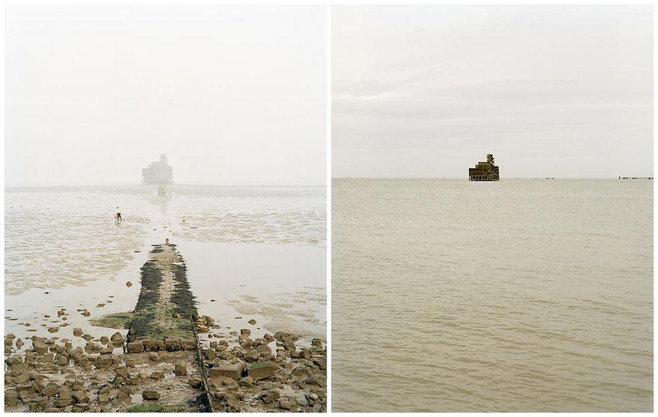 风光摄影:潮汐之间