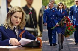 克里米亚总检察长着新制服宣誓效忠俄宪法