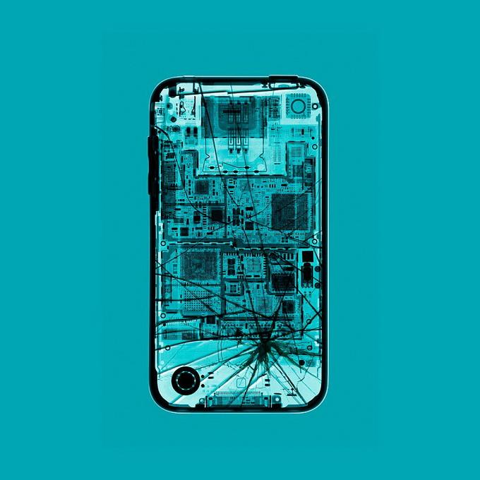 观念摄影:X光下的世界