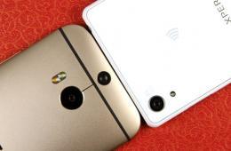 顶级旗舰机之战 HTC One M8对比索尼Z2
