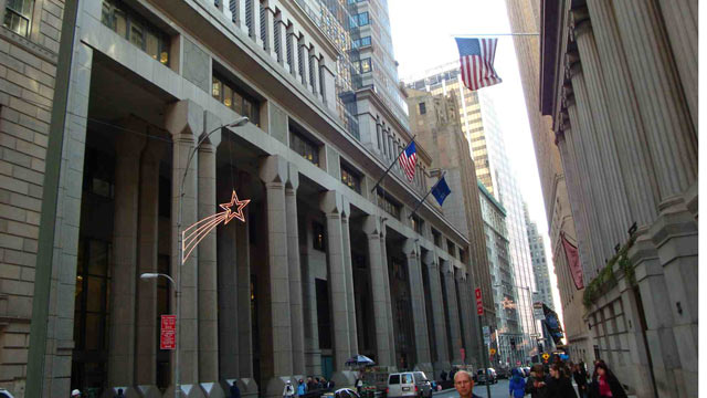美国曼哈顿公寓每平涨至9.72万 逼平北京五道口