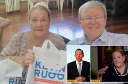 澳老妇电视直播大骂总理 被指系总理政敌好友