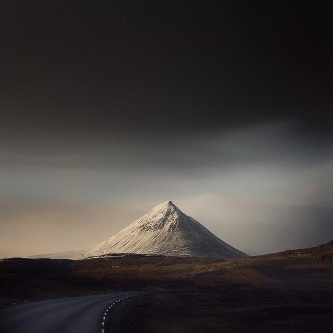 风光摄影:山不言 水不语