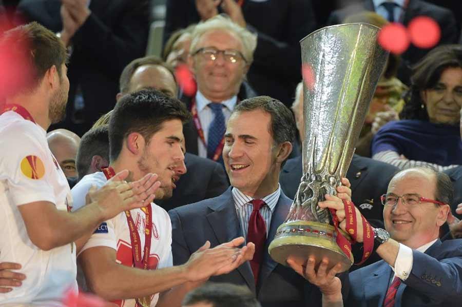 欧联杯决赛:塞维利亚点球大战4-2本菲卡
