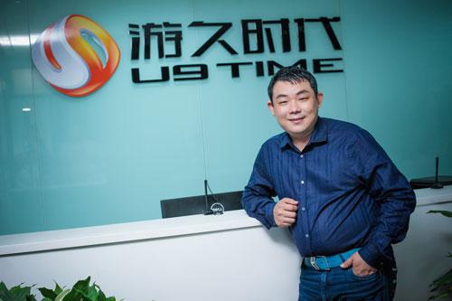 游久时代助力CSIGS  刘亮看好台湾游戏欲大手笔引进