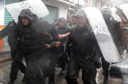 墨西哥10名警察解救被绑人质反遭劫持