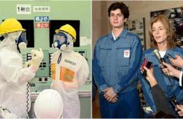 美驻日大使参观福岛核电站 表示将继续提供支援