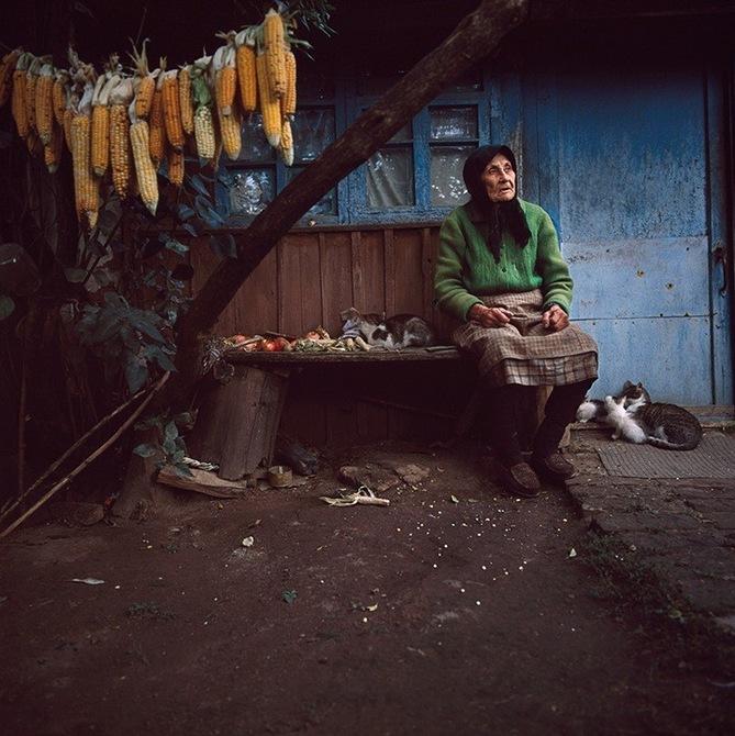 纪实摄影:被遗忘的村庄