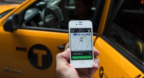 传Uber拟融资10亿美元 估值或超100亿美元