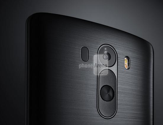 最新LG G3手机谍照曝光 超窄边框
