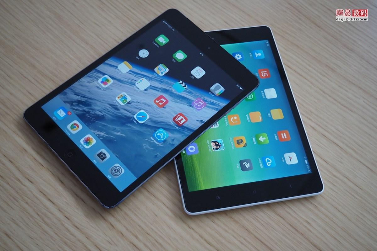 最强劲的竞争对手 小米平板对比iPad mini 2