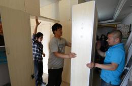 北京举行拒绝黑中介活动 拆除天通苑群租房
