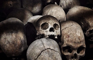 纪实摄影:卢旺达种族大屠杀