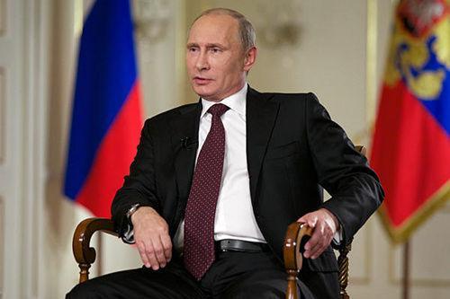 克里米亚高官随普京访华 外媒警觉中俄走进