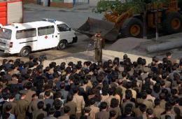朝鲜平壤高层公寓崩塌致人员伤亡 干部道歉