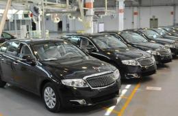 军队公务用车实现国产化 千余辆红旗轿车交付
