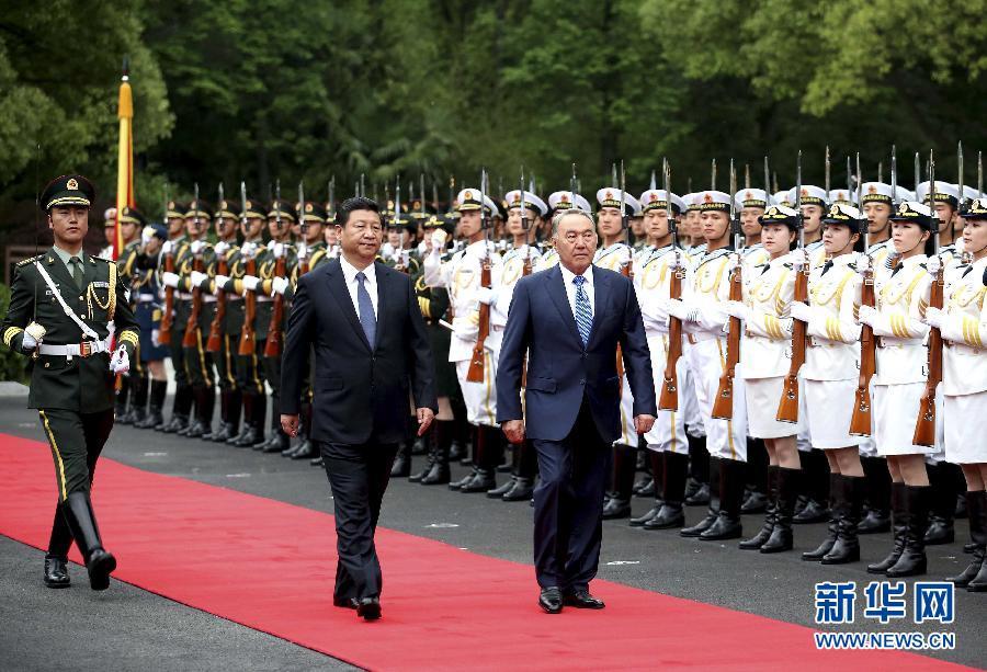 哈总统:哈方愿为中国经济建设提供有力能源支持