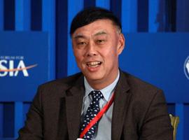 中信董事长王东明因批工行被罚百万