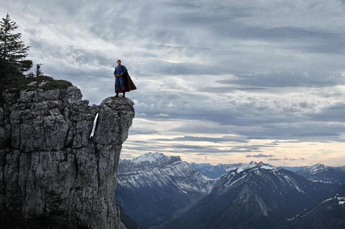 超级英雄的寂寞生活