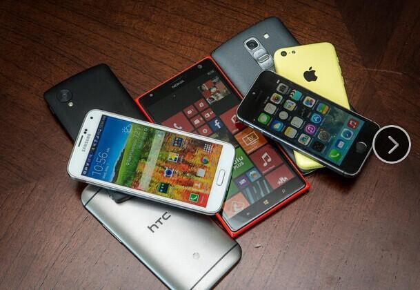 改变世界的12款手机