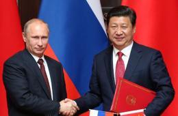 中俄签署联合声明:将建立全面能源合作伙伴关系