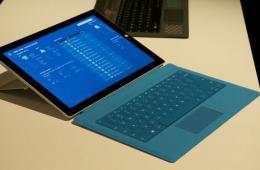 目标直指轻薄笔记本 Surface Pro3真机试玩图集