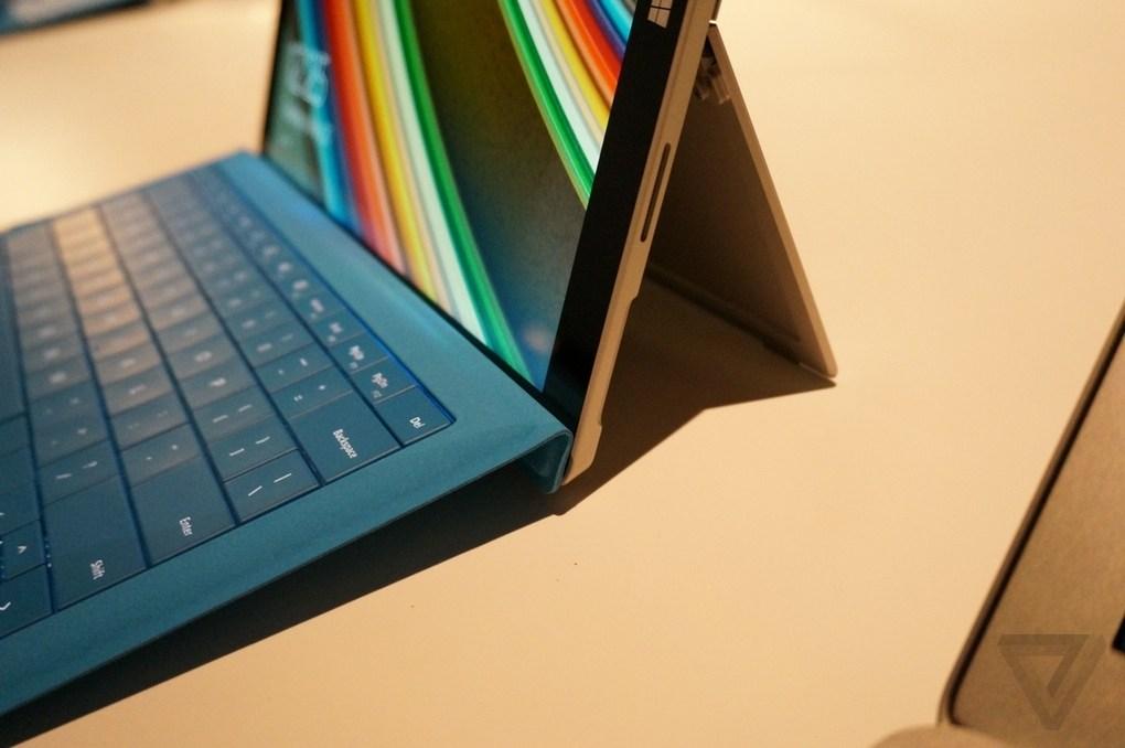 多项升级 微软Surface Pro3真机试玩图集